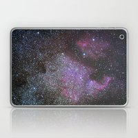 North America Nebula and Pelican Nebula Laptop & iPad Skin