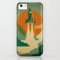 The Voyage (Green) iPhone 5c Slim Case