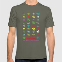 Chaos Mens Fitted Tee Lieutenant SMALL
