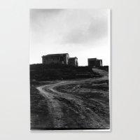 Road 2 Somewhere_2 Canvas Print