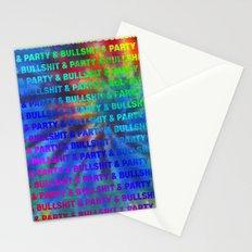 partyandbullshit Stationery Cards