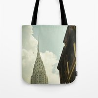 The City Of The Fighting… Tote Bag