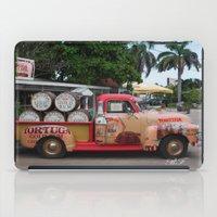 Rum Runner iPad Case