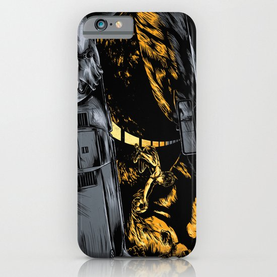 The Road iPhone & iPod Case