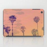 Santa Monica Palms iPad Case