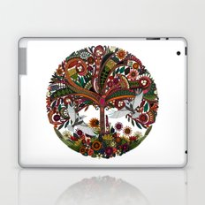 tree of life white Laptop & iPad Skin