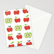 apple lover Stationery Cards