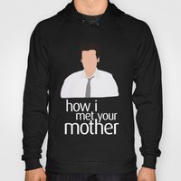 Ted Mosby from HIMYM Hoody