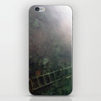 lost ladder iPhone & iPod Skin