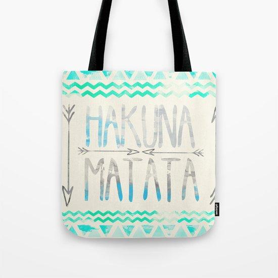 Hakuna Matata Tote Bag