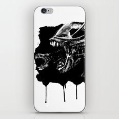 They're coming outta the fucking walls iPhone & iPod Skin