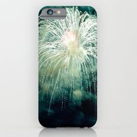 iPhone & iPod Case featuring Firework by Dana E