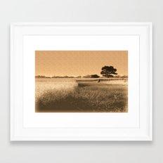 Outback Australia Framed Art Print