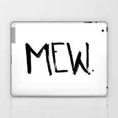 Mew. Laptop & iPad Skin