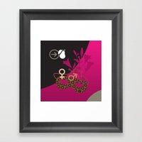 Henk 3 Framed Art Print