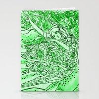 Secret Garden / Original… Stationery Cards