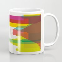 Shapes Of Liverpool. Acc… Mug
