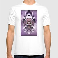 Armor Concept I Mens Fitted Tee White SMALL
