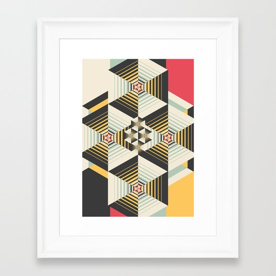 La Plus Framed Art Print