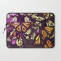 The Monarch (variation) Laptop Sleeve