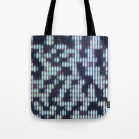 Painted Attenuation 1.2.1 Tote Bag