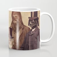 Victorian Wars (square F… Mug