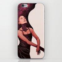 Nightsongs iPhone & iPod Skin