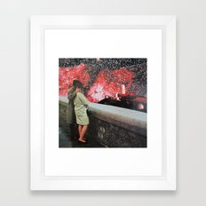 good view Framed Art Print