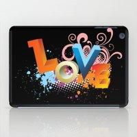 Love iPad Case