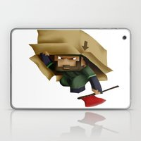 Solid Stobo Avatar Laptop & iPad Skin