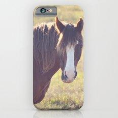 Chesnut Horse iPhone 6s Slim Case