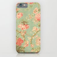 Vintage Flowers - for iphone iPhone 6 Slim Case