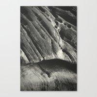 Silent Stone A.D. IV Canvas Print