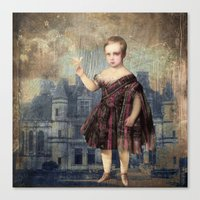 Fly Birdie Fly Canvas Print