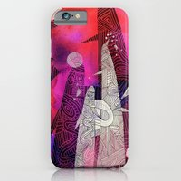 iPhone & iPod Case featuring martian abstract by Marianna Tankelevich