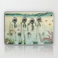 octopuses garden Laptop & iPad Skin