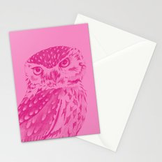 Pinkowl Stationery Cards