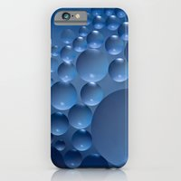iPhone & iPod Case featuring Blue moon. by Mark A