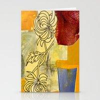 Botanical  Stationery Cards