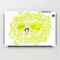 Blah, Blah, Blah iPad Case
