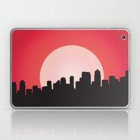 Urban Sunset Laptop & iPad Skin