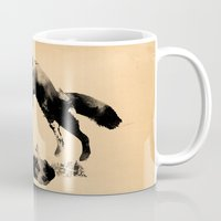 The Quick Brown Fox Jump… Mug