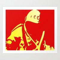 O Kosmonaut! My косм… Art Print