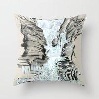 Local Gem # 5 - Lick Bro… Throw Pillow