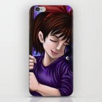 Kiki And Jiji iPhone & iPod Skin