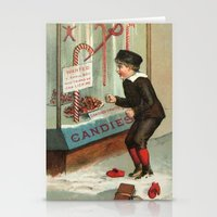 Wanted - A Boy To Lick C… Stationery Cards