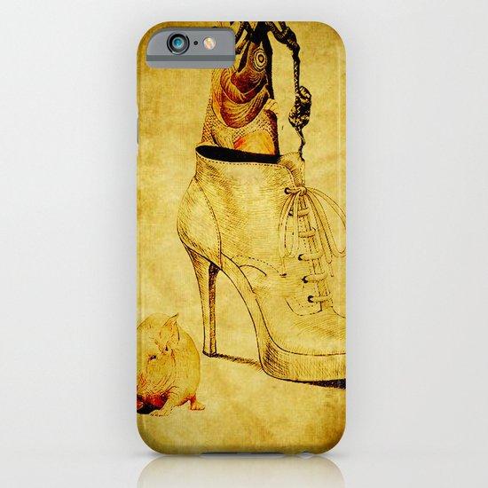 Le purgatoire du saumon  iPhone & iPod Case
