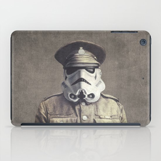Sgt. Stormley  iPad Case