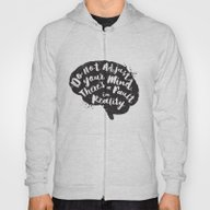Do Not Adjust Your Mind.… Hoody