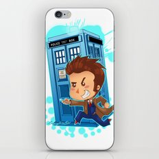 Allons-y!!!!! iPhone & iPod Skin
